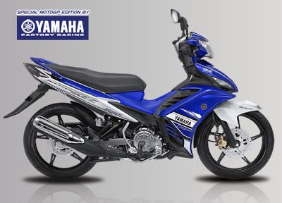 Spesifikasi Yamaha New Jupiter MX...