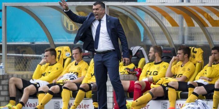 Ondanks gelijke spelen tegen ADO Den Haag (1-1), FC Twente (0-0), PEC Zwolle (0-0), AZ (1-1), Sparta (2-2) en PSV (0-0) en een ongeslagen reeks van zeven duels staat Roda JC Kerkrade nog altijd op de zeventiende plaats in de Eredivisie. De achterstand op nummer twaalf FC Groningen is echter maar vier punten. Dit gat kan vandaag (vrijdag) tot één punt worden verkleind, als Roda het in het Noordlease Stadion opneemt tegen de Groningers.