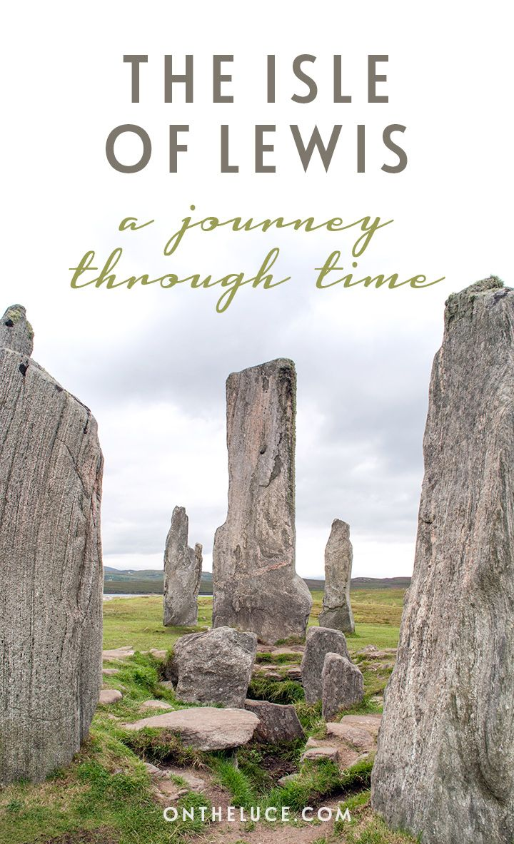 A road trip through 5000 years of history on the Isle of Lewis in the Outer…