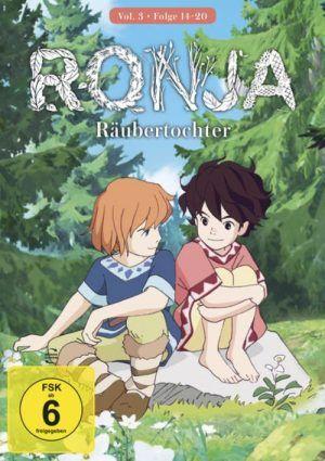 Ronja Räubertochter (Vol. 3) - 5/5 Sterne
