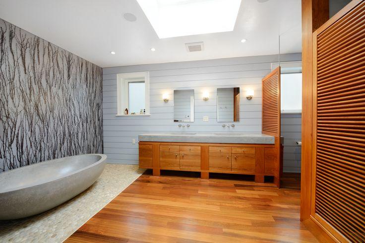 907 Castle Point Terrace #hoboken #newjersey #bathroom
