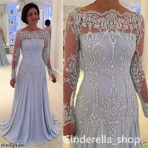 2018 Lavender Lace Mother Of The Bride Dresses Long Sleeves A Line Sheer Bateau Floor Length Chiffon Beach Women Prom Wedding Guest Gowns Mother of the Bride Dresses Long Sleeves Mother of the Bride Dresses Wedding Guest Gowns Online with $138.0/Piece on Cinderella_shop's Store   DHgate.com