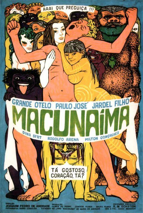 Macunaima (1969)   Joaquim Pedro de Andrade
