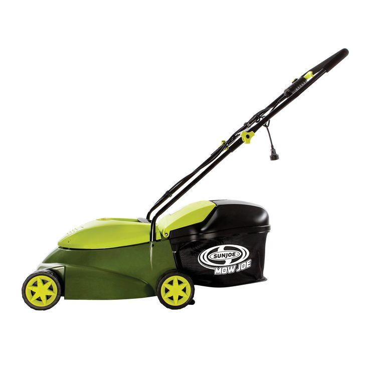Sun Joe 12-Amp 14-in. Electric Lawn Mower - MJ401E-PRO