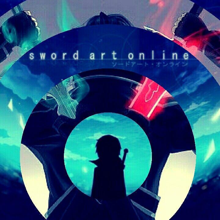 Sword Art Online Edited Image