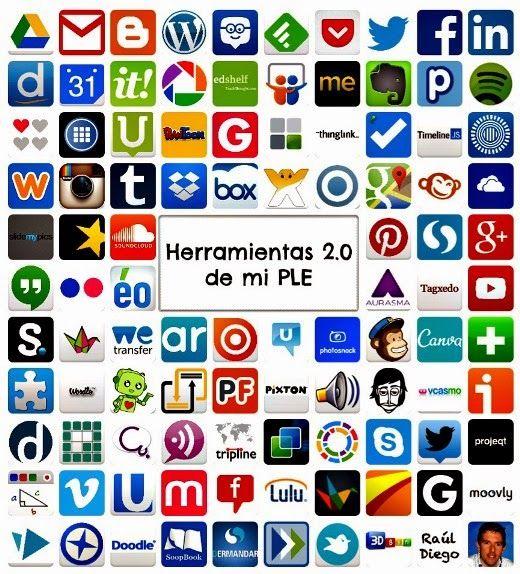 En la nube TIC: Top 100 de las Herramientas 2.0 para Educación http://www.enlanubetic.com.es/2014/05/top-100-de-las-herramientas-20-para.html#.VF-kj_mG_XR