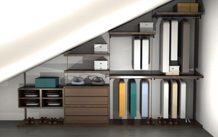 Oltre 25 fantastiche idee su armadio sottoscala su - Ikea padova armadi ...