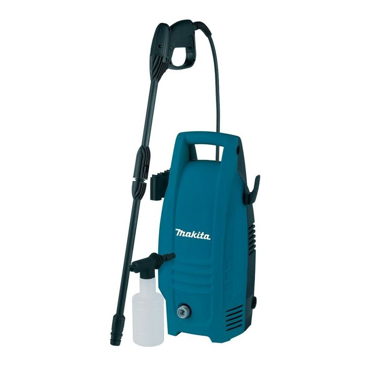 Buy Makita HW101 240V Compact Pressure Washer Great for Patios,Driveways, home,garden and much more with adjustable nozzle, high pressure unit from Makita