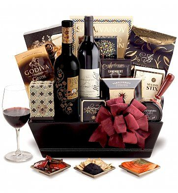 17 best images about fundraiser gift ideas baskets on for Best wine gift ideas