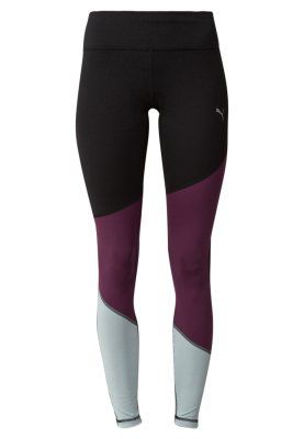 Enge Tights für optimales Training. Puma WT CLASH - Tights - black-italian plum für 59,95 € (05.02.16) versandkostenfrei bei Zalando bestellen.