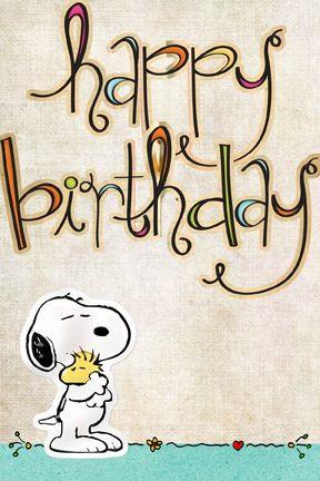 ┌iiiii┐ Feliz Cumpleaños - Happy Birthday Llegaron tazas de SNOOPY!!!!!! www.regalosamer.com.mx