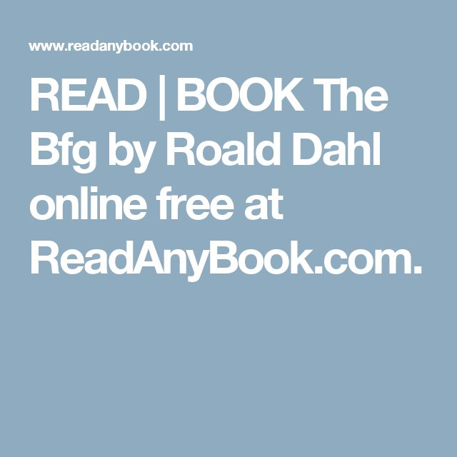 read the witches by roald dahl online free