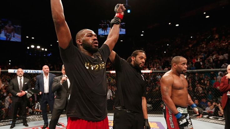 UFC 182: Jon Jones gets tested early, but defeats Daniel Cormier to defend title for eighth time