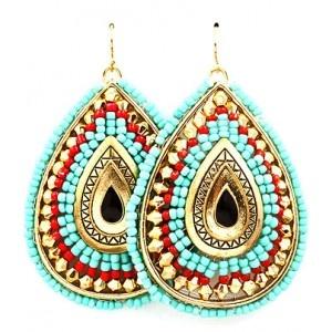 $16.95 Tribal Dance earings