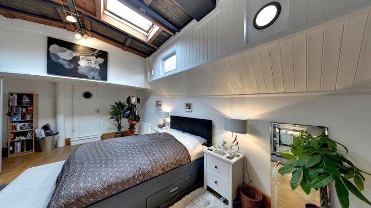 Stylish Dutch Barge Conversion - London