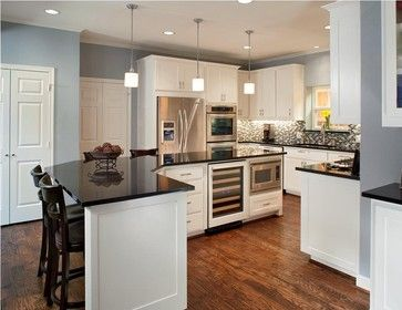 Most Popular Kitchen Paint Colors Design Ideas, Pictures, Remodel, and Decor - page 37