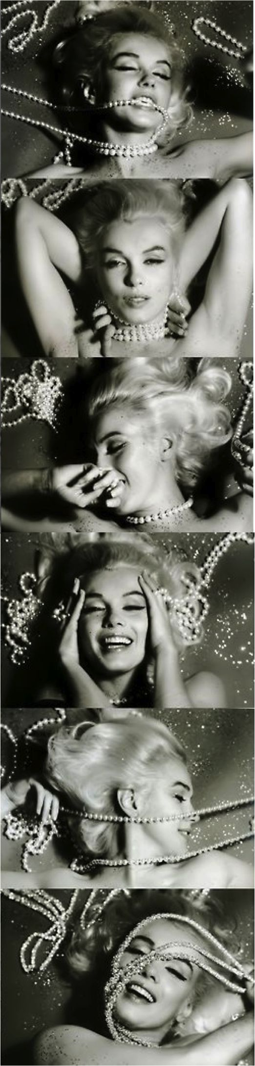 Marilyn Monroe by Bert Stern - 1962