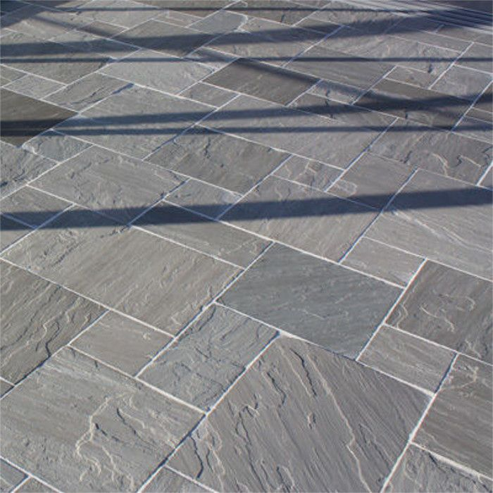 Image result for grey indian stone flags