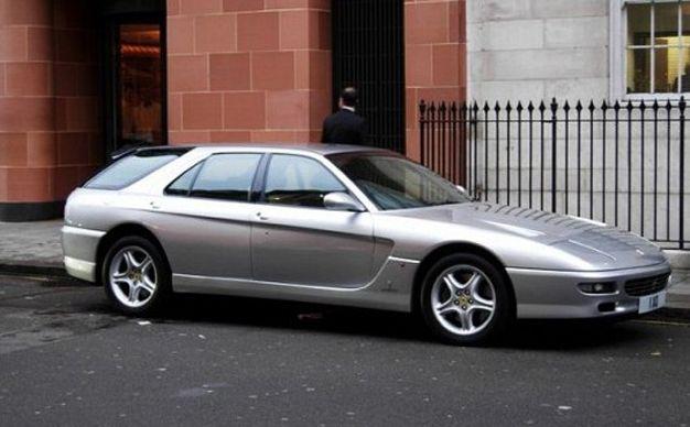 Ferrari 456 Venice station wagon