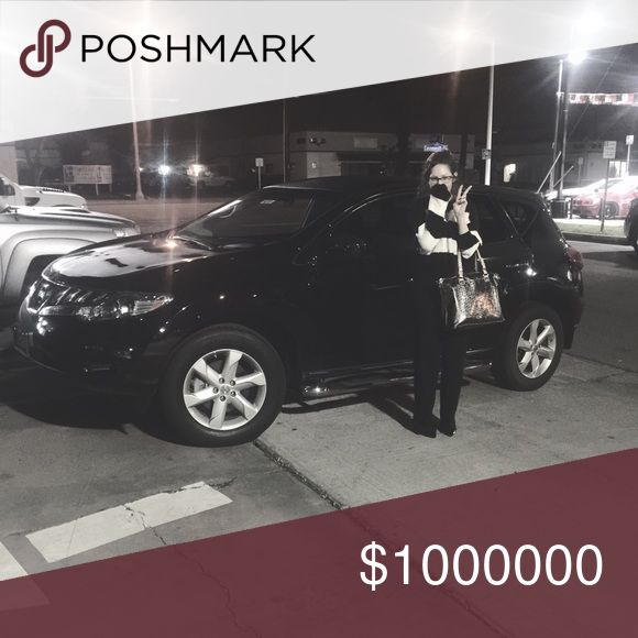 Thank you Posh! I wanted to share with you guys! I just drove off the lot with this car all thanks to funds earned through posh. I am not trying to brag I promise! Just wanted to make a point... honesty, kindness, consistency, and a whole lotta shares will get you far. And above all else, stay true to yourself! To all the buyers, everyone that shared my listings, and to the entire posh team.. this ones for you! I'm grateful and humbled by the support and friendships made through this app…