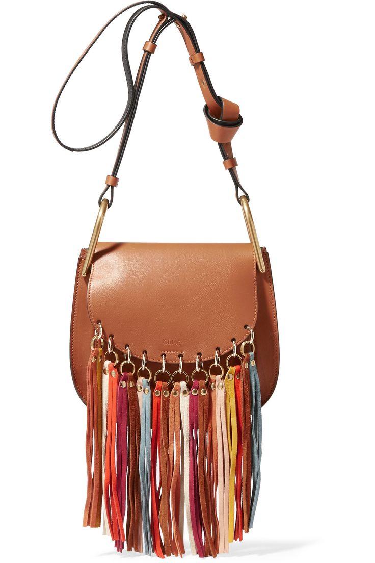 Chloé Hudson tasseled leather shoulder bag Gucci Dionysus GG Supreme  shoulder bag Givenchy Medium Antigona bag in black goat leather Chanel  Vintage maxi ... c5da62c7d1134