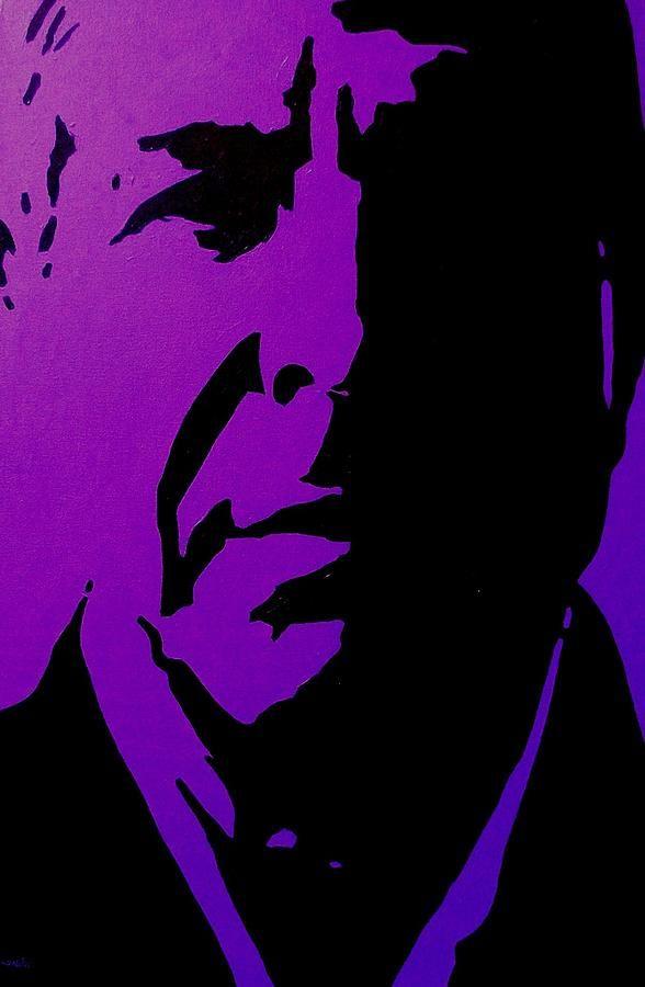 Leonard Cohen Painting - Leonard Cohen Fine Art Print