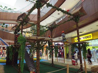 Férias radicais no Partage Shopping São Gonçalo | Jornalwebdigital