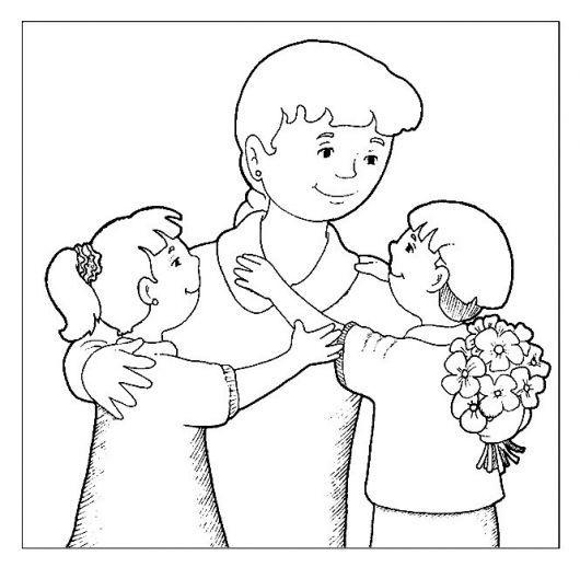 desenho dia dos pais - Tìm với Google