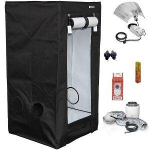 HOMEbox® Evolution Q60. Kit, HPS 250w #Gardening