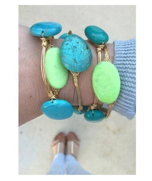 Newest Jewelry addition to #PrairiePatchesLawrence: Bourbon and Boweties! These chunky bracelets have a unique southern charm and are must-haves this season! Bourbon and Boweties are often seen at exclusive Lilly Pulitzer trunk shows and psssttt...they look great with Alex + Ani!