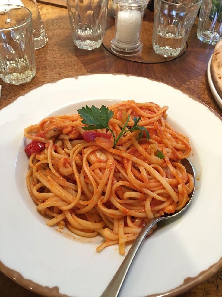 Linguini de Mare im tialini Freiburg in Freiburg im Breisgau. Lust Restaurants zu testen und Bewirtungskosten zurück erstatten lassen? https://www.testando.de/so-funktionierts