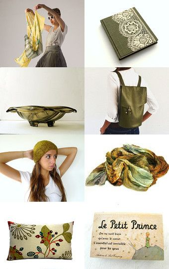 Christmas gifts for everyone - Olive Garden by Inese on Etsy--Pinned with TreasuryPin.com