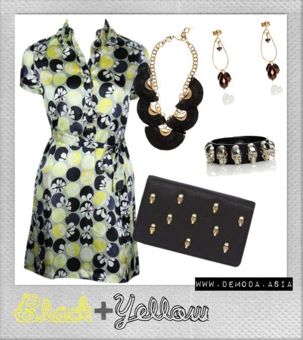Black & Yellow