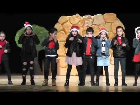 "Villancico: "" Rock en el pesebre"" - YouTube"