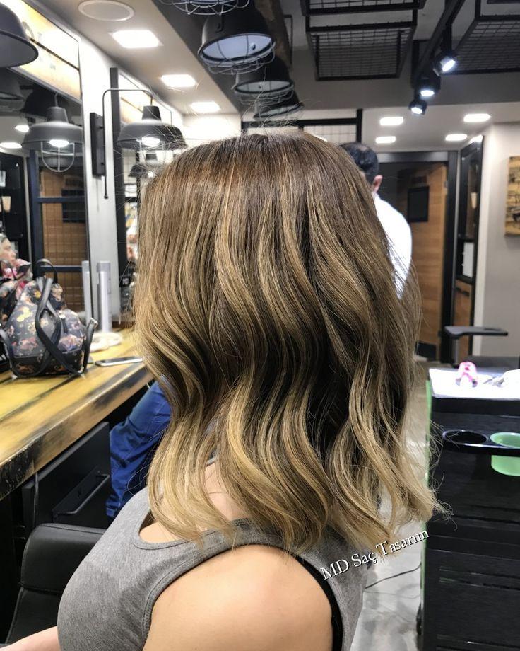 Saçlarınızı hareketlendirmeye ne dersiniz? 🤔🤗 #balyaj #isilti #isiltilisaclar #hair #kuaför #izmir #hairtransformation #haircolor #renk #color #efsanesaclar #hairdesign #hairfashion #fashion #love #lovehair #sombrehair #newcolor #mdsactasarim @mdmetindemir