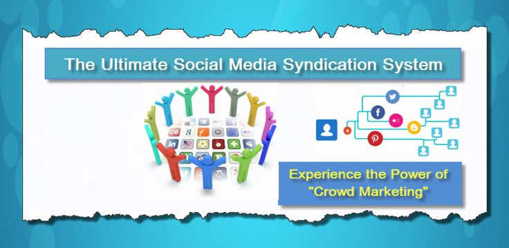 Content Syndication on Social Media With SociSynd and get Top Google Rankings