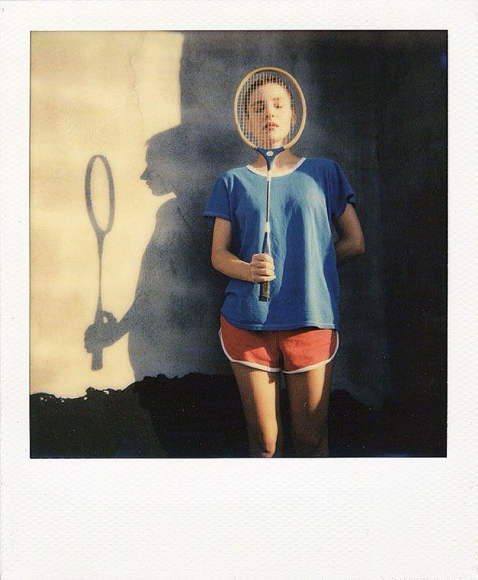 Can Dagarslani, Polaroid portrait series.