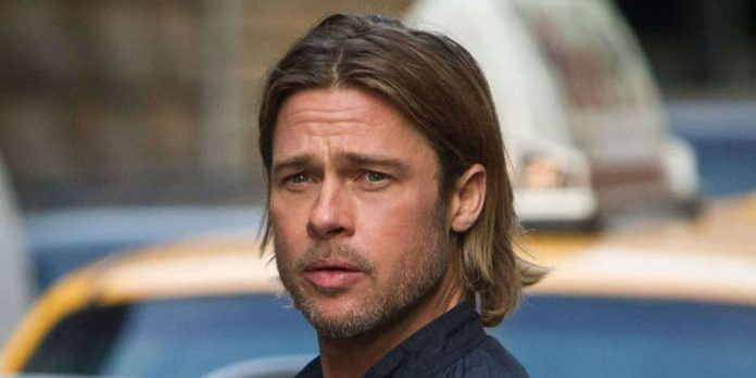 Paramount Puts World War Z 2 On Ice For Now Ihorror Horror News And Movie Reviews In 2020 Brad Pitt Haircut Brad Pitt Boys Long Hairstyles