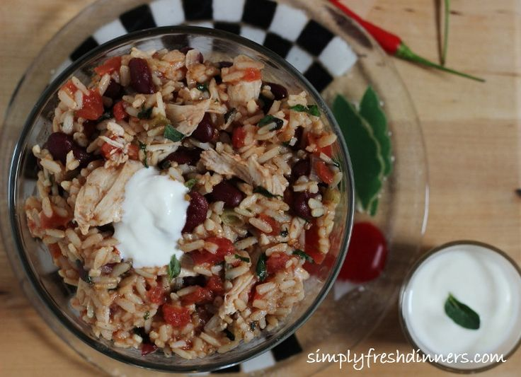 Mexican Rice with Tomatoes and Beans | Get Fit with Delicious | Pinte ...