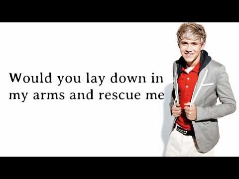 One Direction - More Than This ( Lyrics + Pictures )