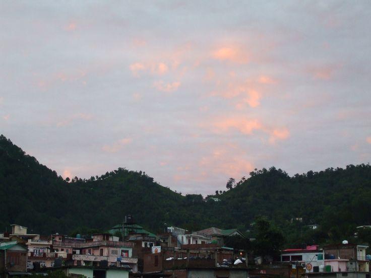 Rewalsar at dusk