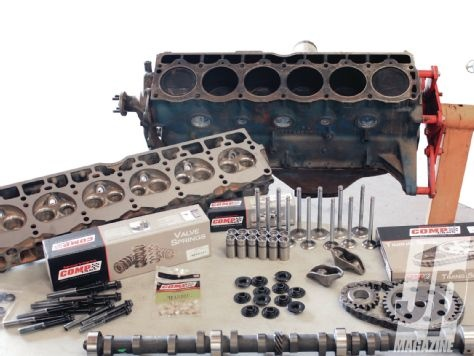 40 Percent More Power For A Jeep 4.0 Inline-Six - Jp Magazine
