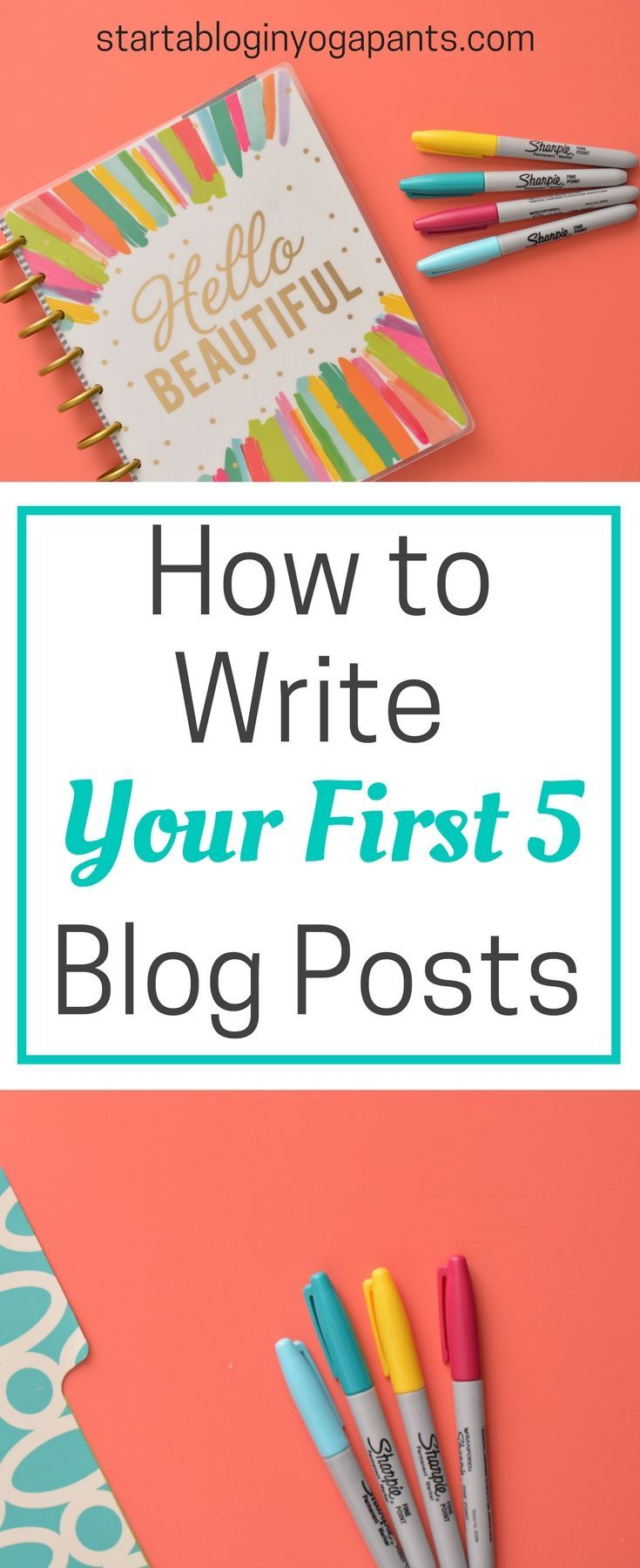 Writing your first blog posts is a crucial step to creating a profitable blog.Use these simple steps to create blog posts that will get read, get shared, and boost your blog traffic.