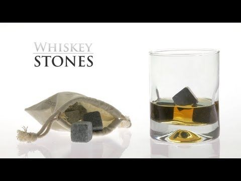 Kamienne Kostki do Drinków - polecamy na prezent na Dzień Mężczyzny.