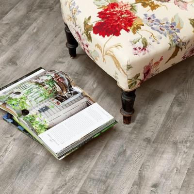 Home Decorators Collection Stony Oak Grey 6 In X 36 In