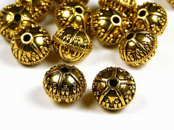 Jewelry finding Tibetan fit silver fashion Charms Spacer beads  7mm 1G
