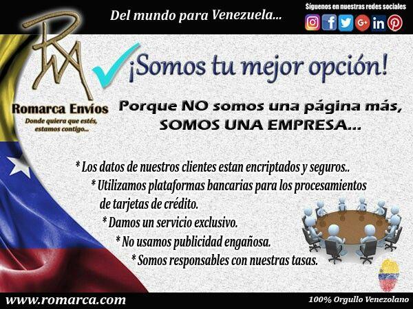 Tasas de cambio 04:00pm 5801BsF x $ 6592BsF x €... Más de 5000 transacciones nos avalan como los mejores en el mercado. Más que una página, somos una empresa hecha para ti. #RomarcaEnvios #Venezolanos #dinero #euros #Dolares #remesas #transacciones #venezuela #emigrantes