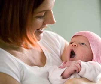Alopecia femenina después del parto