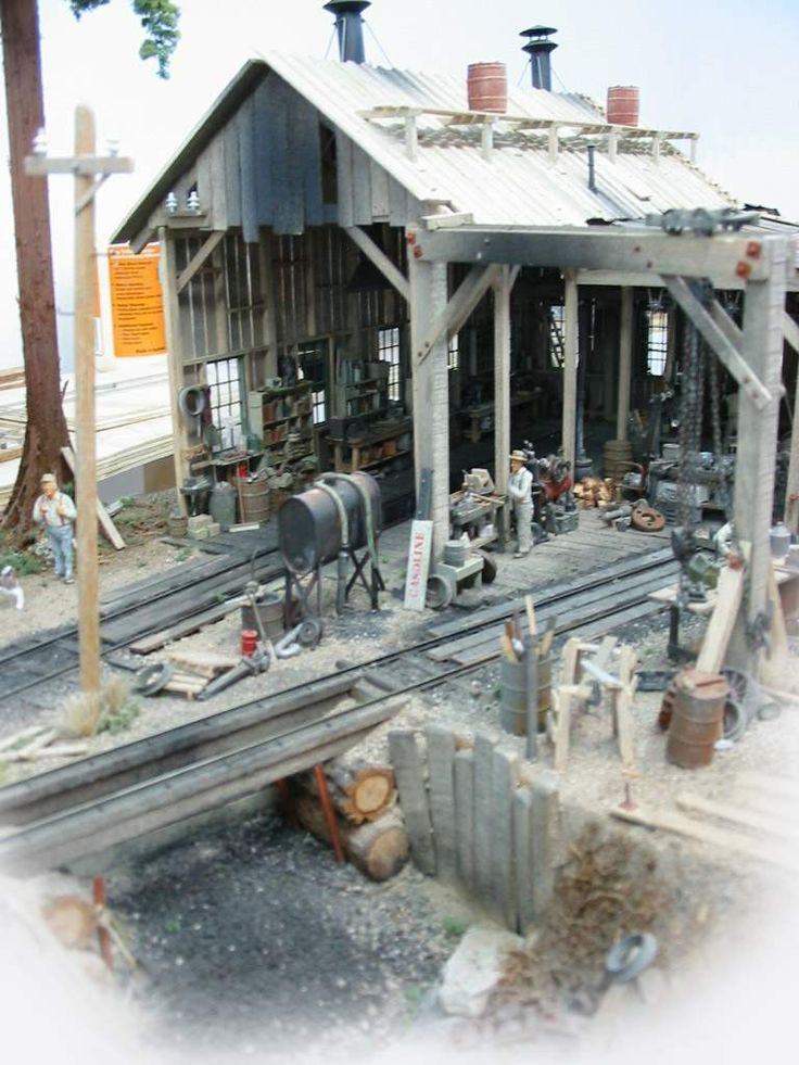 Steve's Engine Shed