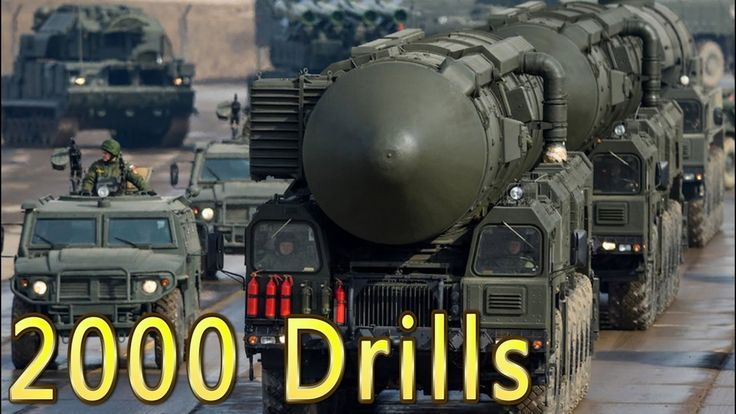 WW3 Alert 2,000 Military Drills In Russia Before #October 2016